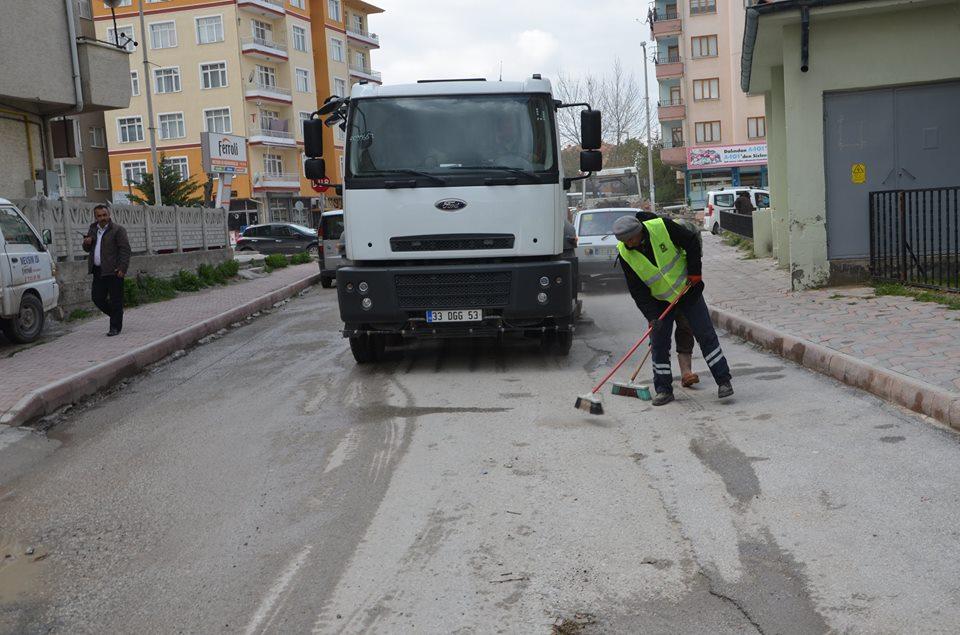 Sokak sokak temızlenıyor ereğlı sokak sokak temızlenıyor