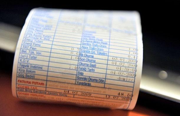 Elektik faturalarınızı bir kez daha kontrol edin!