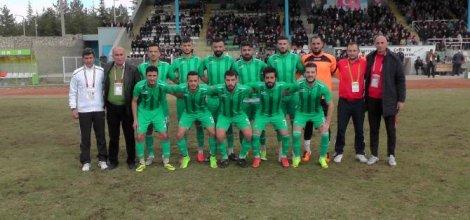 Erdemlispor Ereğlispor penaltı gölüyle mağlüp etti