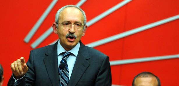 Kılıçdaroğlu tek aday olarak giriyor