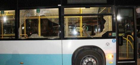 Belediye Otobüs Şoförü Bıçaklandı
