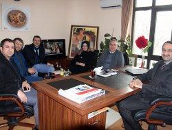 ASKON'dan Konya BYEGM'ye Ziyaret.