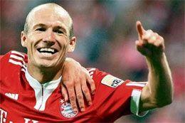 Terim başkandan Robbeni istedi
