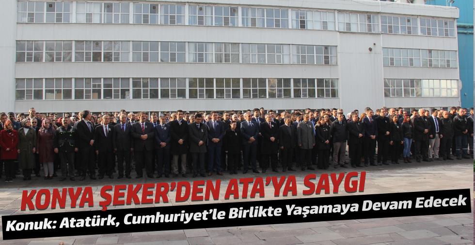 Konuk: Atatürk, Cumhuriyet'le Birlikte Yaşamaya Devam Edecek