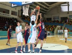 Selçuklu Basket, Tekirdağ deplasmanında