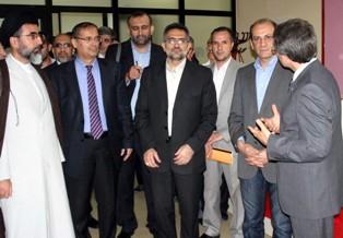 İranlı Bakan Konya'da temaslarda bulundu