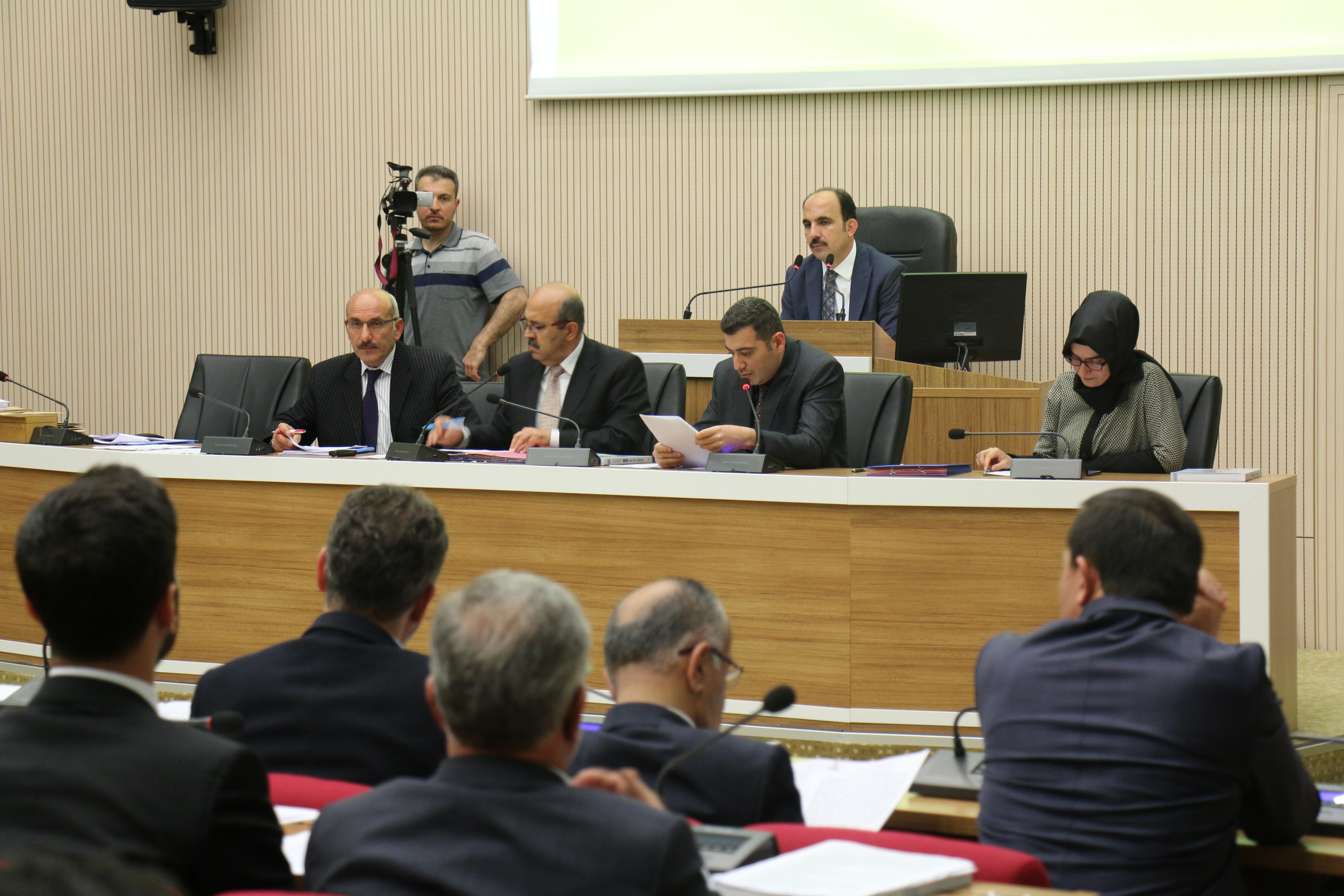 Konya Su Ve Kanalizasyon İdaresi Genel Kurulu Gerçekleştirildi