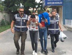 Akü hırsızlığına 4 tutuklama