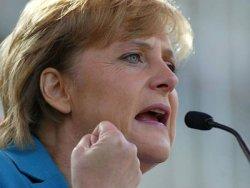 Merkel sünnet için kolları sıvadı