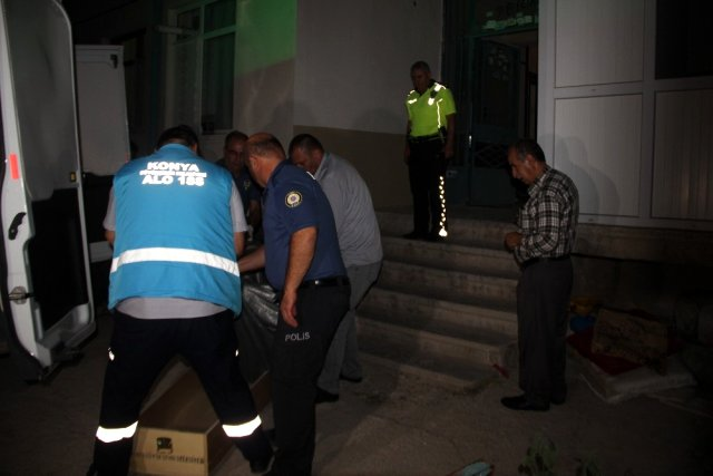 Katil zanlısı koca Ankara'da yakalandı