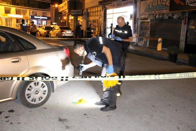 Tartıştığı kişiyi Pompalı tüfekle vurarak yaraladı