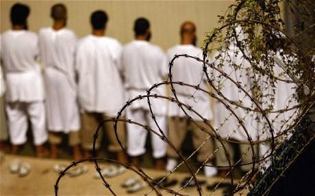 Guantanamoda Ramazan molası