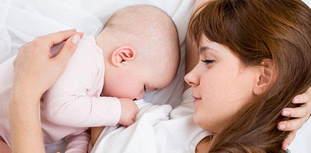Emzirmek Bebeğin Özgüvenini Artırıyor