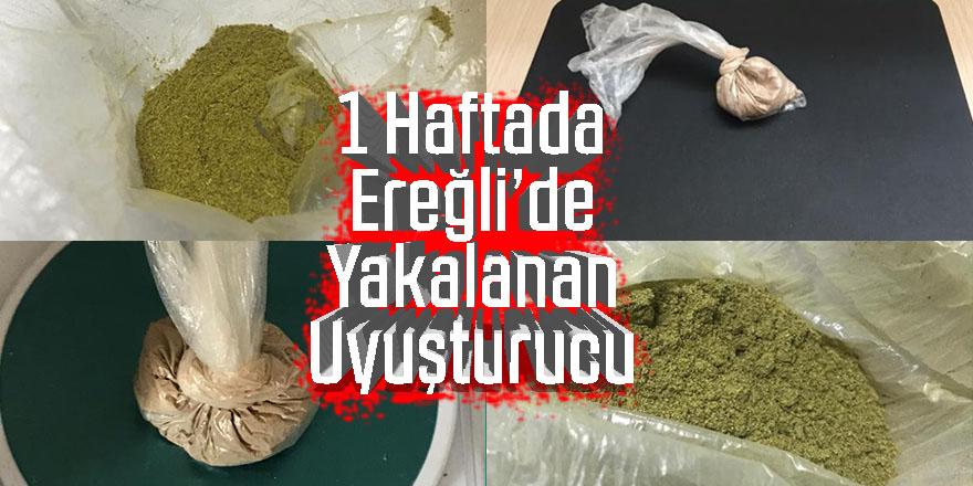 Uyuşturucu Ticaretine 5 Tutuklama