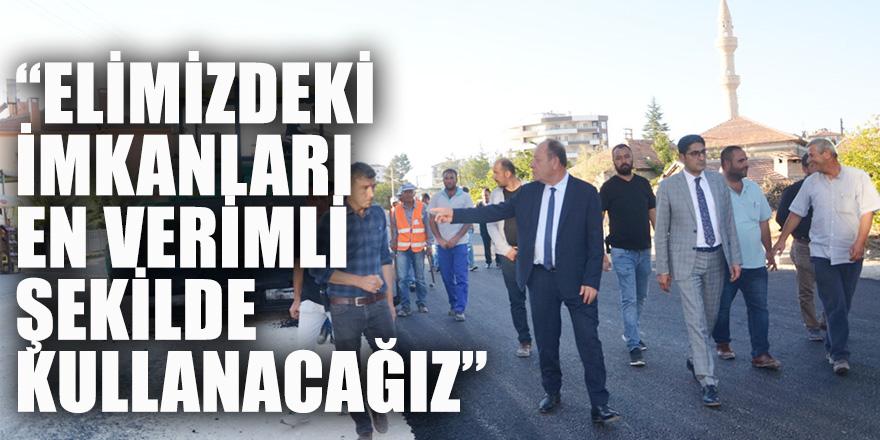 Ereğli Belediyesi Sıcak Asfaltta Hız Kesmiyor