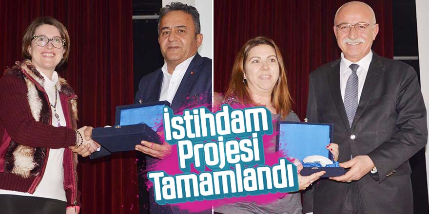 Ereğli Belediyesi projeyi tamamladı