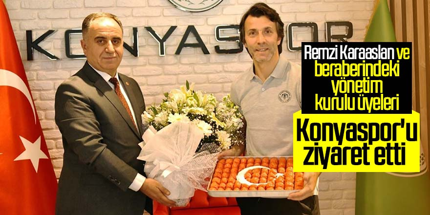 MHPden Konyaspora ziyaret