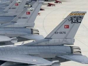 Türk F-16ları Suriyenin Füze Bataryalarını Vuracaktı