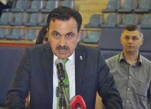 Konyada spor okulları açıldı
