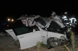 Konyada kaza: 3 ölü