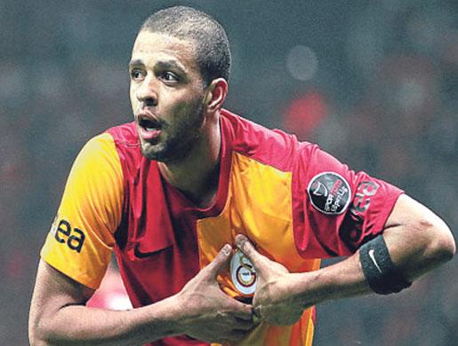 Galatasarayda mutlu son